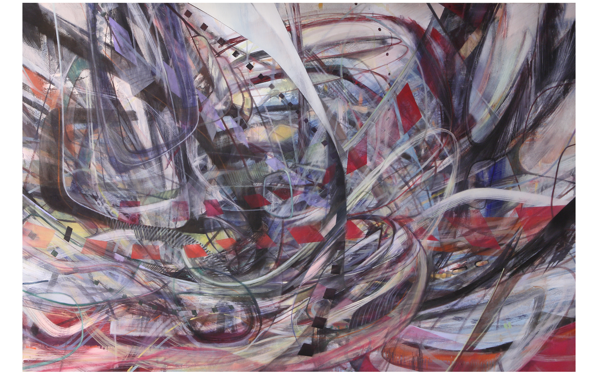 Denari, painting by Dipesh Parmar